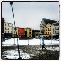Únorová Olomouc.