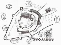 Mapa jasn� popisuj�c� cestu do Hamr�...:-)