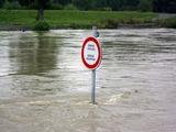 ... i letos u más byly povodně ...