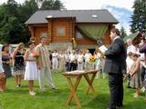 Svatba Moniky a Lukáše  Bláhových...