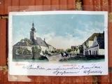 ... a Pohoří na Šumavě o sto let dříve...