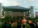Tatrafest 2008 - hlavní stage.