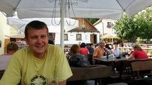 Cesta z města - Štramberk