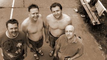 Bystřička 2009: Pišta, Mišpul, Milaj a Lockay.