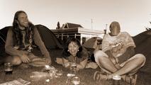 Vendy, Lenča a Jelda se právě dozvěděli, že padne v roce 2012 euro:-)