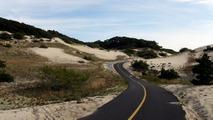 Lost highway kdesi uprostřed dun:-)