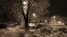 Ani nepoloviční Ladovská zima, i tak byla fakt fotogenická!