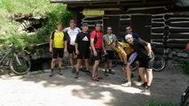 Cyklo Pecka na Kumburku.