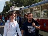 Lucie s Charliem na Zátiší aneb Návštěvníci v MOM:-)