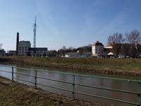 Cesta z Brna do Mikulova...