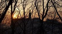 Mikulov ráno, ve dne, na večer a v noci...:-)