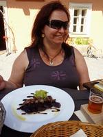 Oběd na Zábřežském zámku:-)