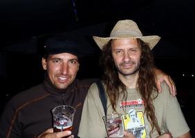 Martin s Geronimem osobně:-)