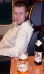 Pivkopremiéra u prvního soukromníka na kolejích:-)