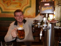 Pivko u Patrika se sPlzničkou. Tradice a klasika:-)