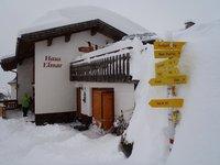 Naše základna na Oberhausu.