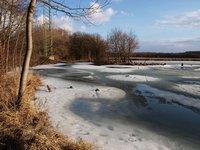 Svinov-Rezavka-Zábřeh v předjaří 2012.