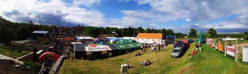 Korunní Pevnůstka a Beerfest Olomouc 2012.