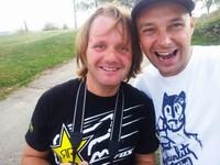 Dva opilci ve Vrbici :-)