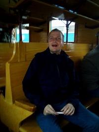 Pohodlí pro cestující je to nejdůležitěší, říká Leoš Novotný. Vůz třetí třídy...