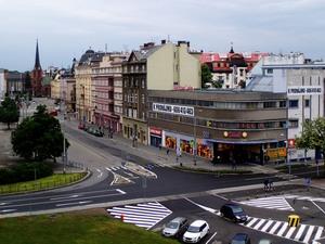 Olomouc city.