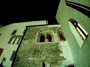 Svatováclavský dóm a areál hradu.