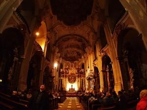 Kostel pany Marie Sněžné