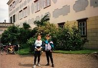 Expedice 1994 - den první: Pardubice - Teplice nad Metují.